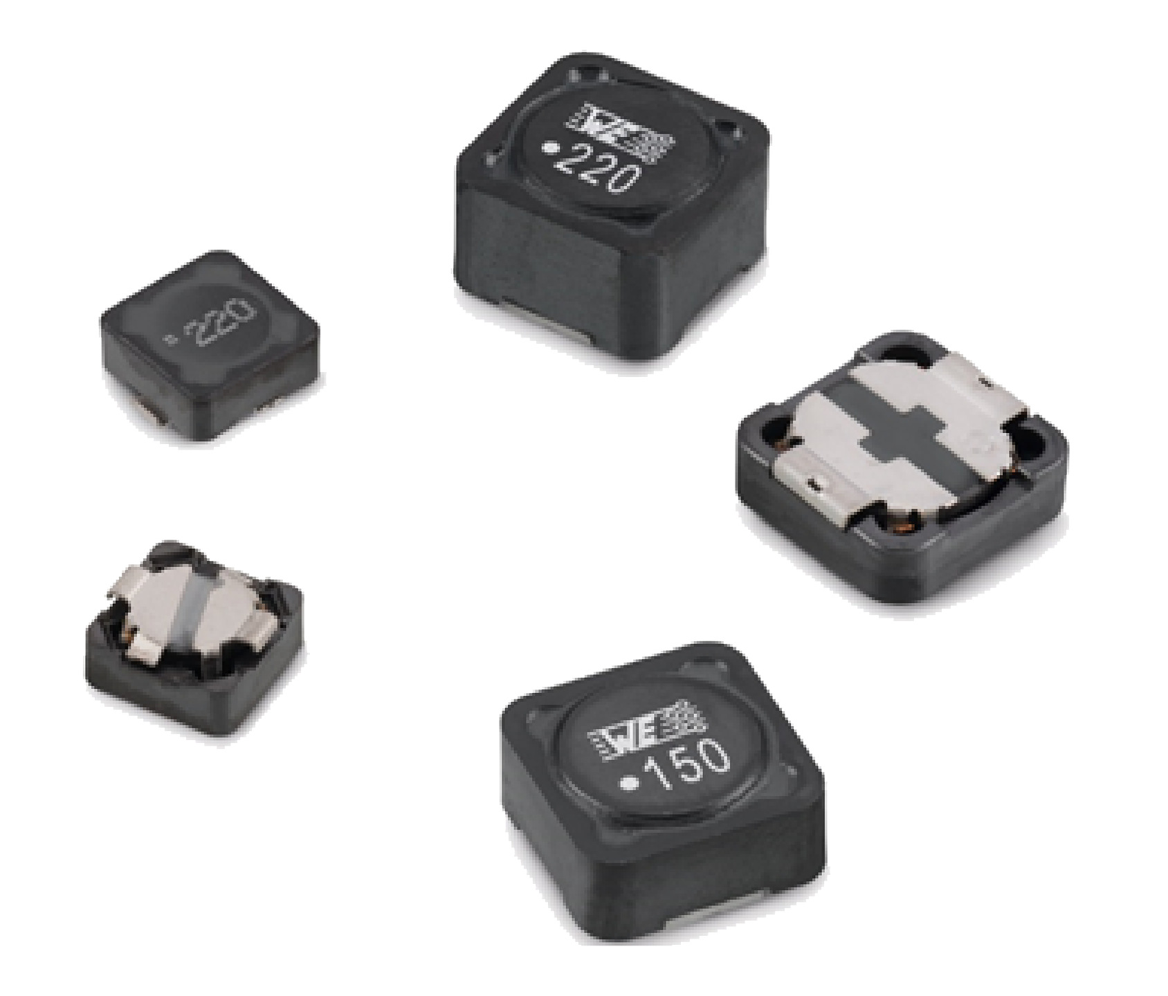 WE-PD SMT Power Inductor | Passive Components | Würth