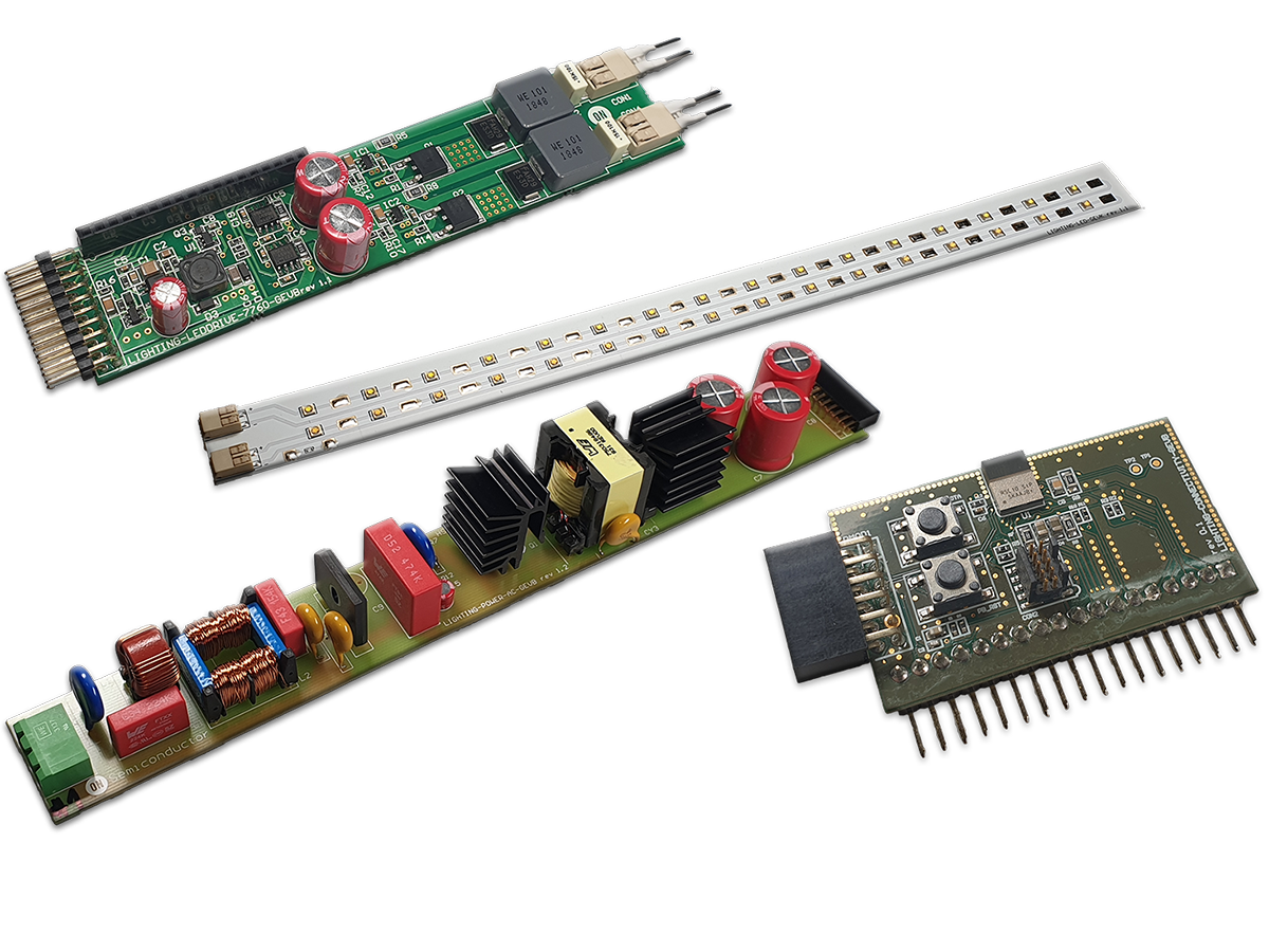 Overview of all boards