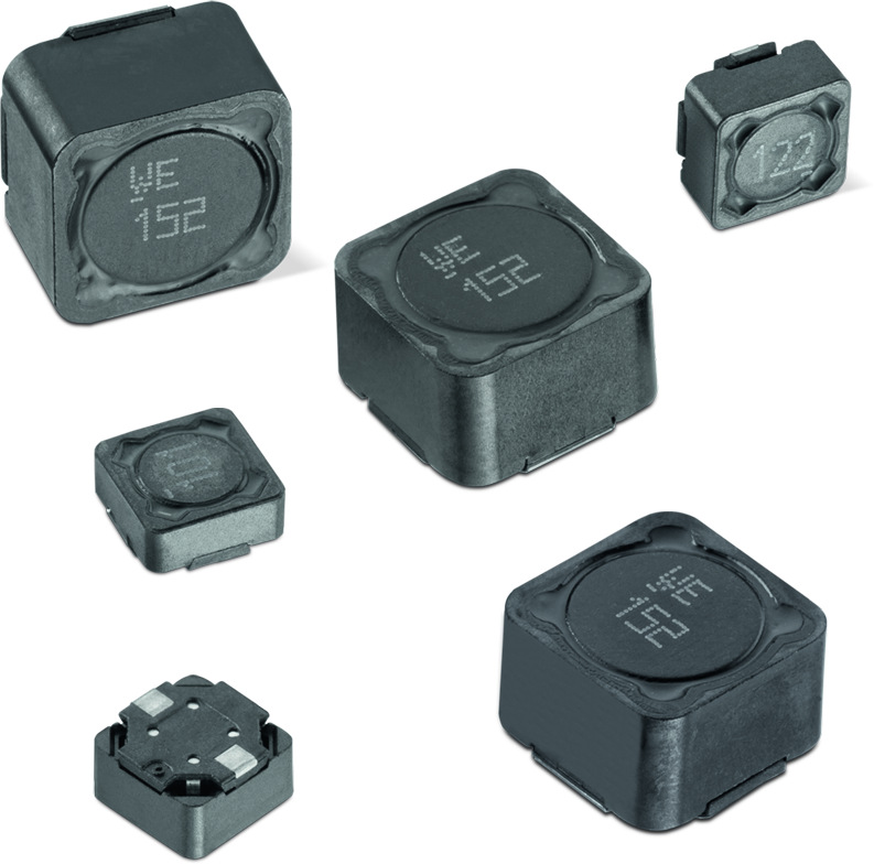 WE-PDA SMD Shielded Power Inductor | Automotive | Würth